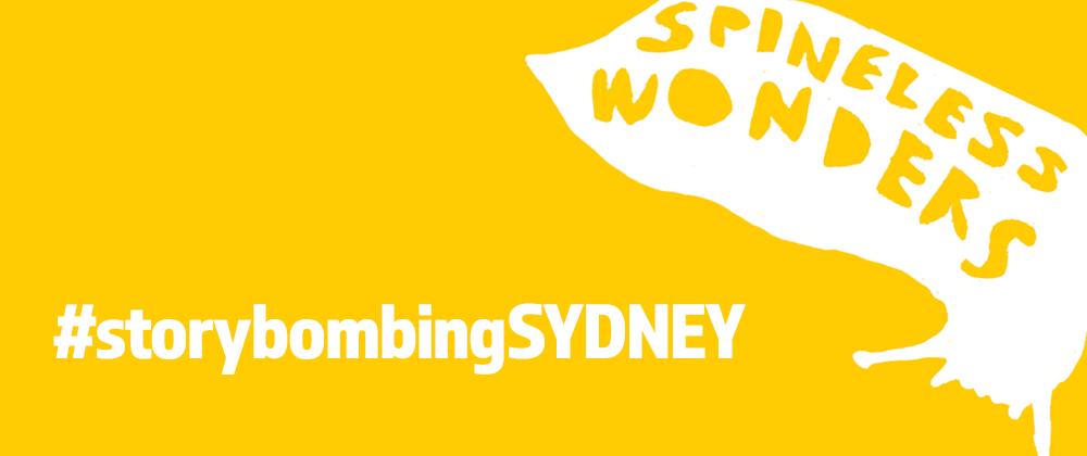 #storybombingSYDNEY